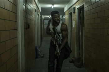 first purge review