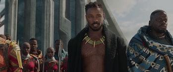 Black Panther Michael B Jordan