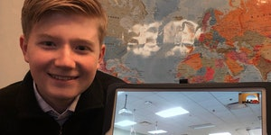 Ability App: 14-Year-Old Alex Knoll Is Creating Yelp for Accessible Spaces