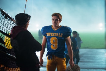 Archie and Jughead in 'Riverdale'
