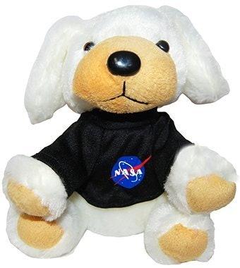 Soft Cute Plush Pup from NASA