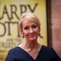 J.K. Rowling Really, Really Likes Field Hockey
