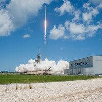 SpaceX Helped NASA Send Ice Cream to the International Space Station