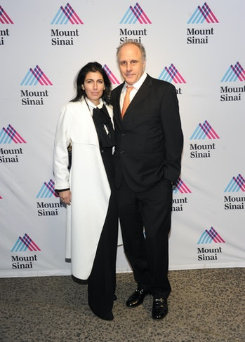 Ahron Friedberg Tanya Mount Sinai Health System Crystal Party Doctor