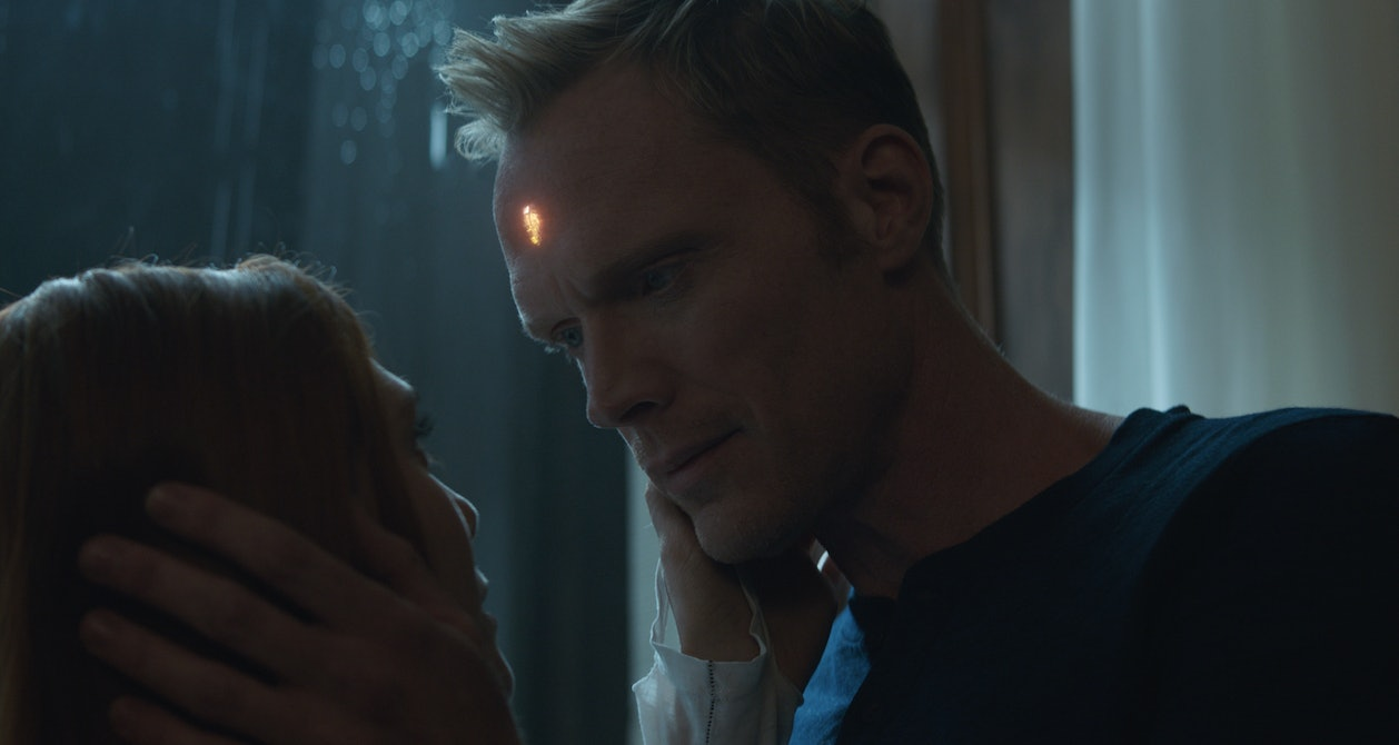 Vision and Scarlet Witch try to have a regular relationship in 'Infinity War'