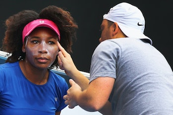 sunscreen venus williams sun tanning