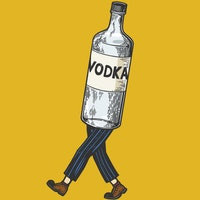 Inverse Daily: In Russia, vodka drinks you