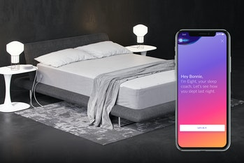 eight sleep tracker review