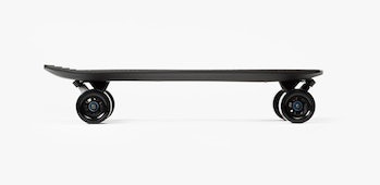 The Lou electric skateboard.