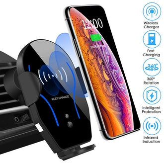 RGCTL Wireless Car Charger Mount