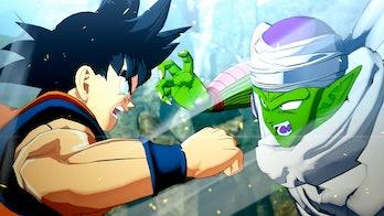 Goku Vs Piccolo Dragon ball Z Kakarot