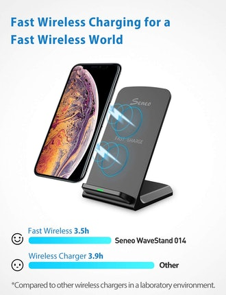Seneo Wireless Charger WaveStand