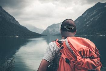 hiking, outdoors, nature