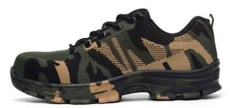Indestructible Shoes – Camouflage Green