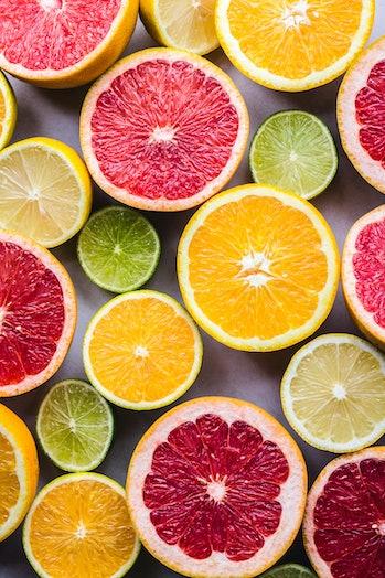 vitamins citrus
