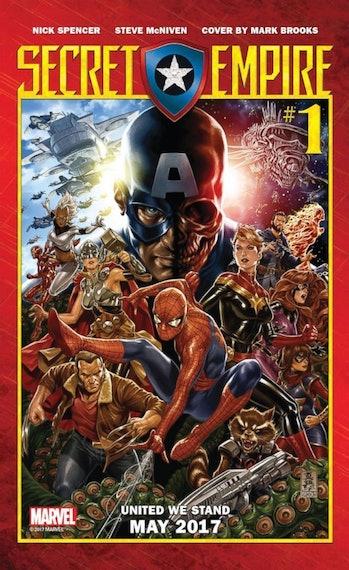 Marvel Secret Empire