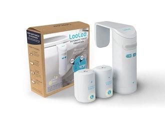 LooLoo: The Automatic Toilet Freshener & Night Light