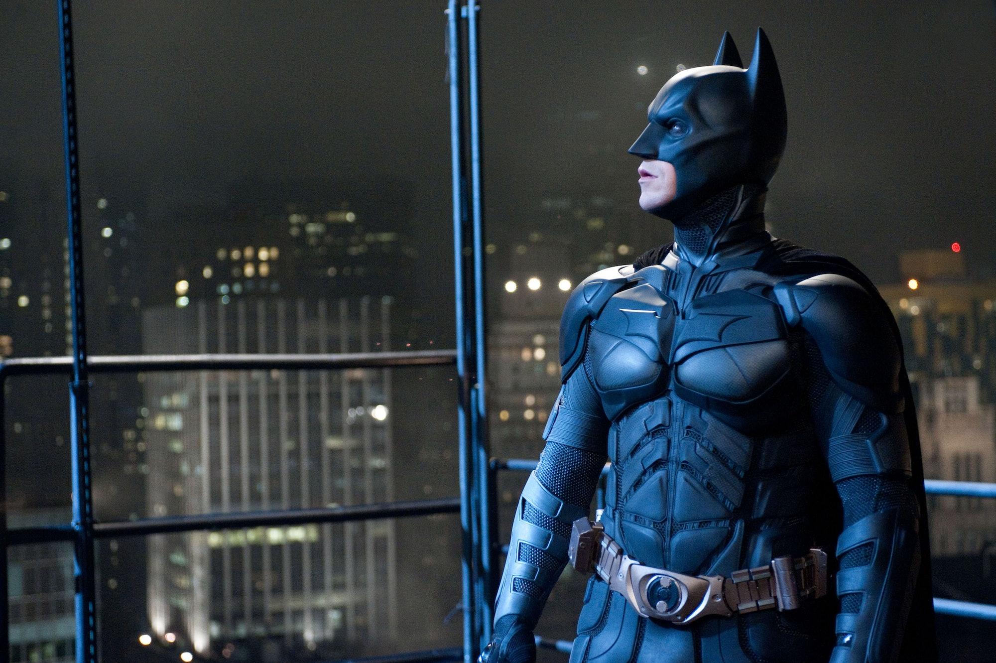 the dark knight batman