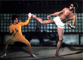 Bruce Lee Kareem Abdul Jabbar