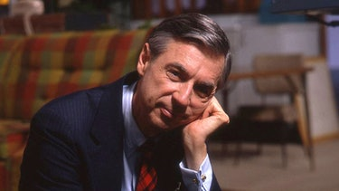 Fred Rogers.
