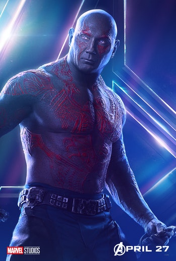 Drax Avengers