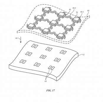 apple smart fabric patent blueprint