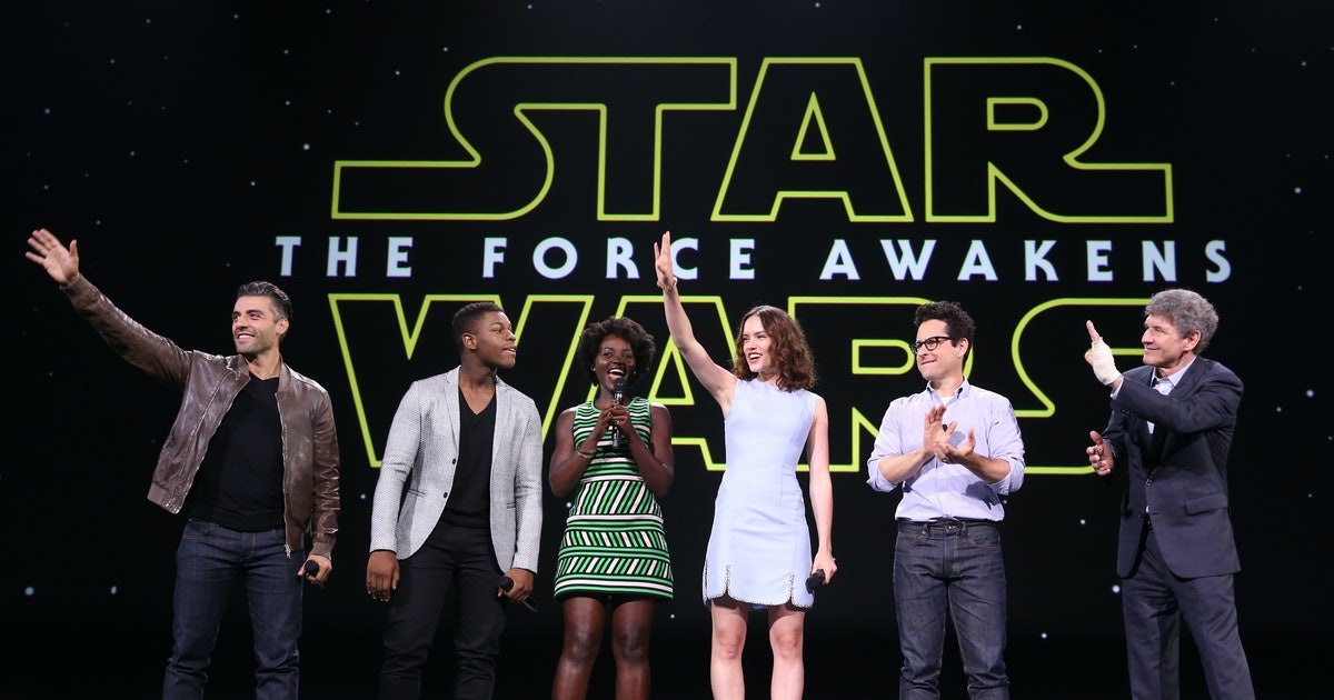 Who Is In The Cast Of Star Wars The Force Awakens