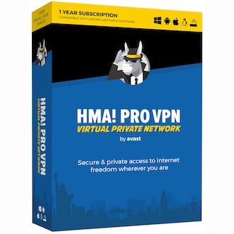 Avast HMA! PRO VPN 2019