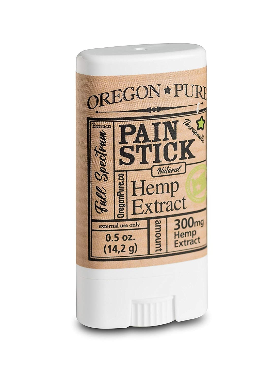 Oregon Pure Hemp Pain Stick