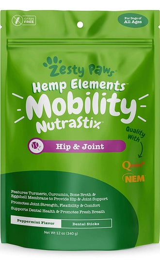 Hip & Joint Support Dental Sticks for Dogs