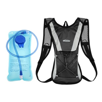KUYOU Hydration Pack, Water pack with 2L Water Bladde