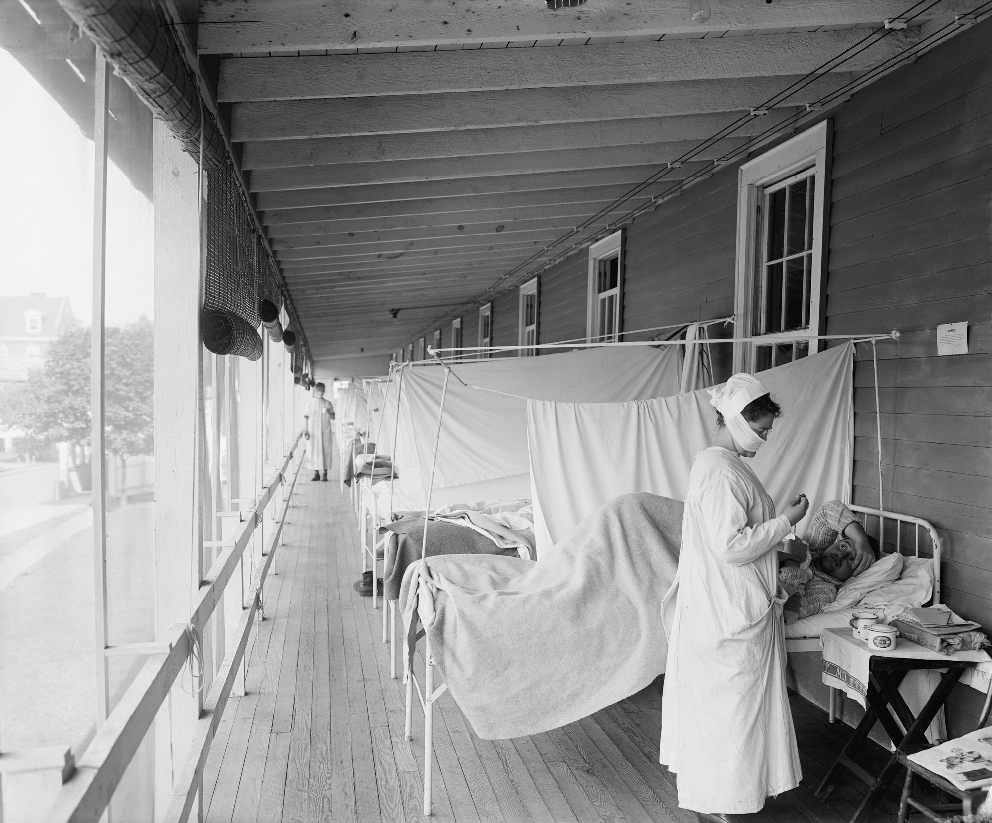 flu patients