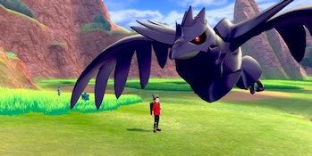 pokemon sword and shieldCorviknight