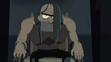 """Jaguar is a badass anti-hero voiced by Danny Trejo on 'Rick and Morty' in """"Pickle Rick""""."""