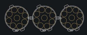 Falcon Heavy engine diagram