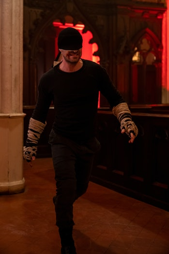 Daredevil Season 3 Cosplay Halloween