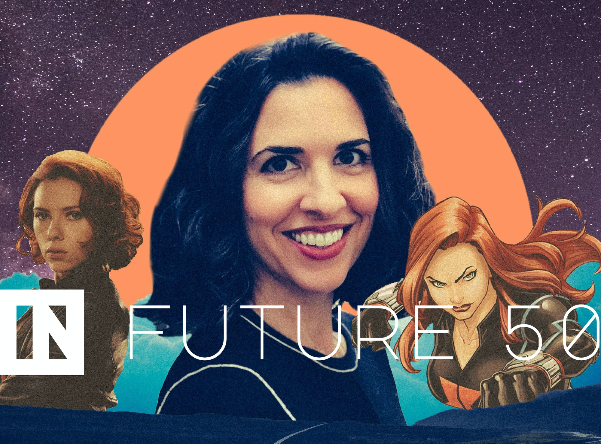 Jac Schaeffer is a member of the Inverse Future 50.