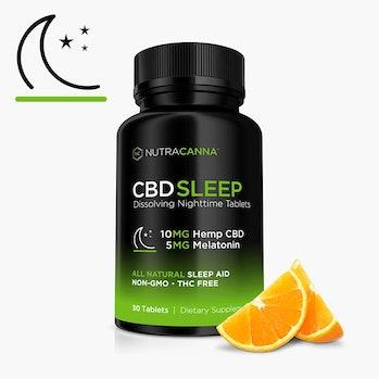 cannabinoids, hemp, CBD, sleep aid, sleeping