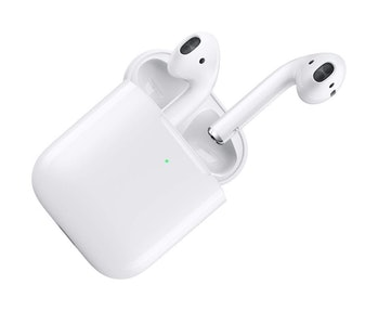 Apple AirPods with Wireless Charging Case (Latest Model), iOS, iPhone
