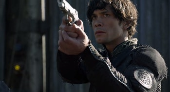 Bob Morley as Bellamy Blake