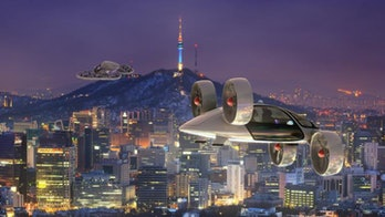 Bartini air taxi