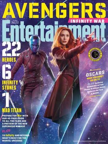 Marvel Infinity War Scarlet Witch