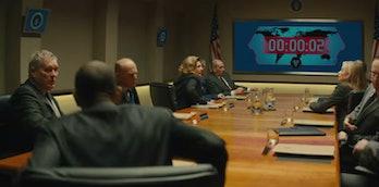 Basically-Obama in 'Kingsman: The Secret Service'.