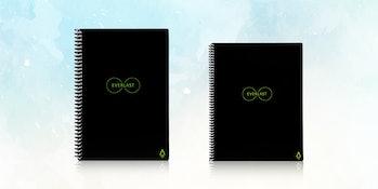 Rocketbook Everlast Reusable Notebook + Pen Station: 2-Pack