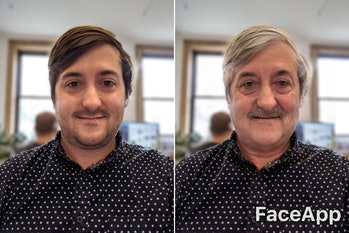 face app aging benefits