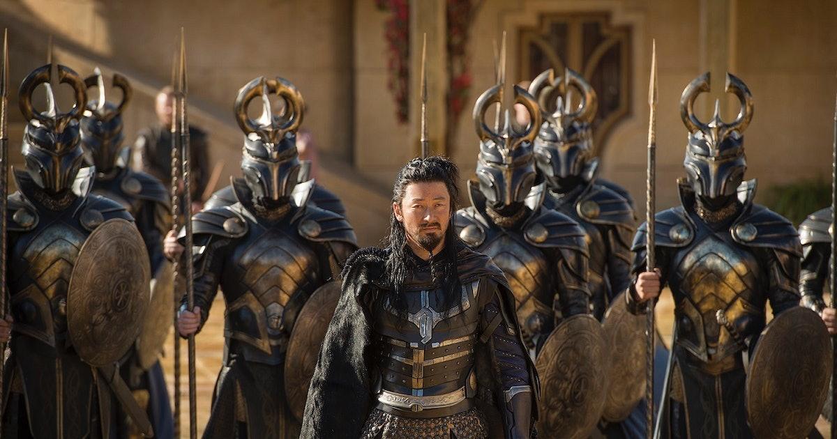 Hogun: Thor