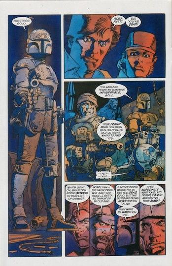 rise of skywalker dark empire