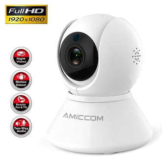 BOOCOSA-US Wireless Indoor Camera