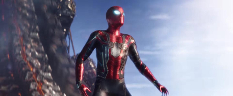 Spider-Man Avengers Infinity War