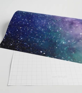 Milky Way Wrapping Paper